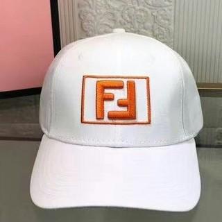 フェンディ(FENDI)のFENDI フェンディ キャップ 男女兼用(キャップ)