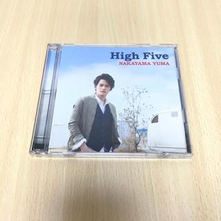 ナカヤマユウマウィズビーアイシャドウ(中山優馬w/B.I.Shadow)の中山優馬 High Five(アイドルグッズ)