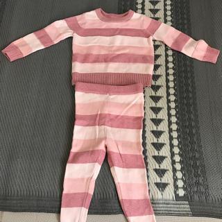 ベビーギャップ(babyGAP)のbaby GAP セットアップ(ニット/セーター)