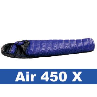 新品 イスカ エア450X ショート 身長172cm対応 isuka シュラフ(寝袋/寝具)