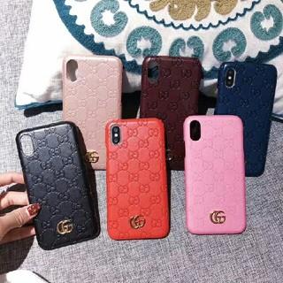 グッチ(Gucci)の■グッチ携帯ケース  Gucciロゴ iPhoneX/XS Case(iPhoneケース)