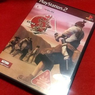 PlayStation2 - PS2 サムライウェスタン 活劇侍道