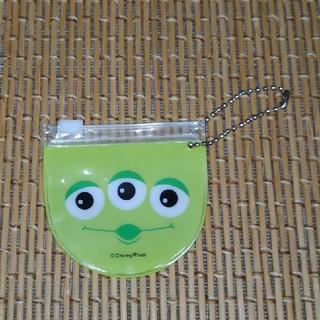 ディズニー(Disney)のリトルグリーンメンの小銭入れ(財布)