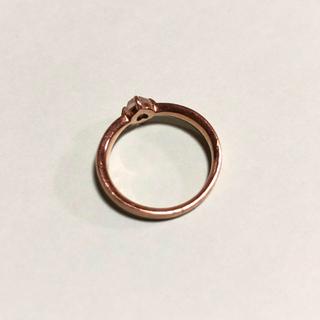 ヨンドシー(4℃)の【K2eio様専用】4℃ ピンキーリング 本体のみ(リング(指輪))