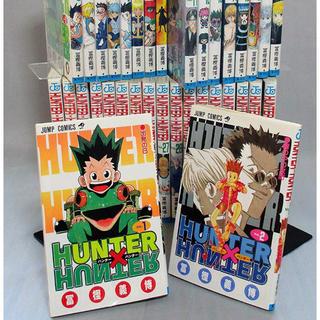 シュウエイシャ(集英社)のHUNTER×HUNTER ハンター×ハンター コミック 1-35巻セット(全巻セット)