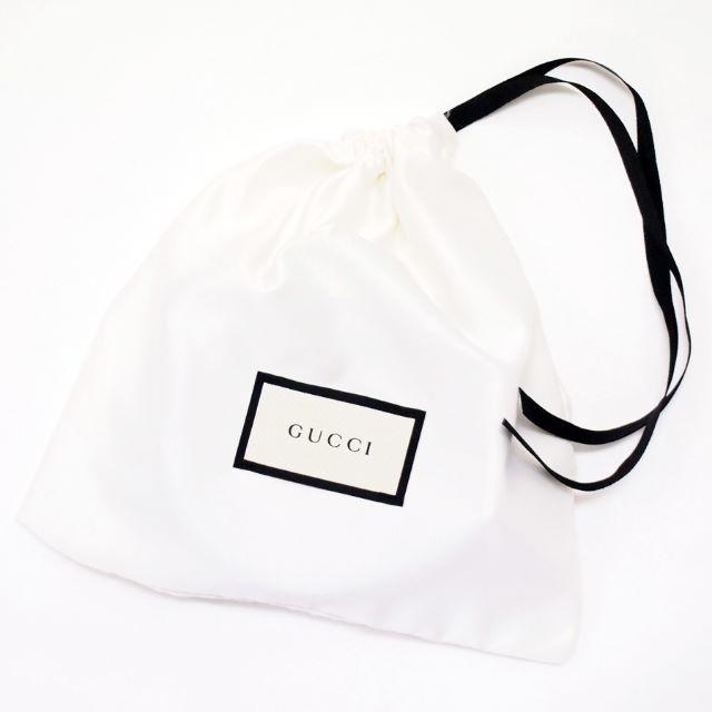 Gucci(グッチ)の22 GUCCI ネイビー マイクログッチシマ GG レザー ベルト85/34 メンズのファッション小物(ベルト)の商品写真