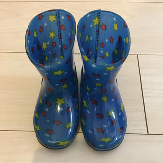 ディズニー(Disney)のミッキー 長靴 ベビー(長靴/レインシューズ)