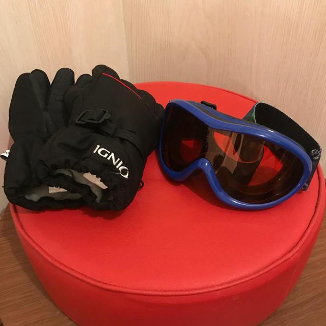 送料込!美品☆ジュニア スノーボード 7点セット スポーツ/アウトドアのスノーボード(ボード)の商品写真
