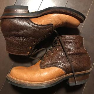 ウエスコ(Wesco)のホワイツ セミドレス ブーツ wesco redwing calee (ブーツ)
