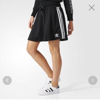 アディダス(adidas)のアディダスオリジナルス★フレアミニスカート★Mサイズ(ミニスカート)