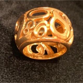 フランクミュラー(FRANCK MULLER)のフランクミュラー 証明書付き メンズ18金ゴールドリング32.4万円 18K(リング(指輪))