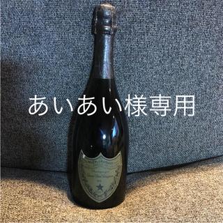 ドンペリニヨン(Dom Pérignon)のあいあい様専用  キュヴェ・ドン・ペリニヨン 1978年(シャンパン/スパークリングワイン)
