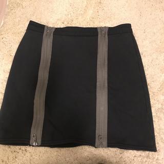 バーニーズニューヨーク(BARNEYS NEW YORK)のバーニーズのミニスカート(ミニスカート)