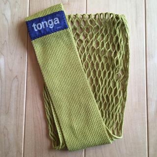 トンガ(tonga)の【美品】tonga⭐️スリング⭐️ Mサイズ⭐️カーキー色(スリング)