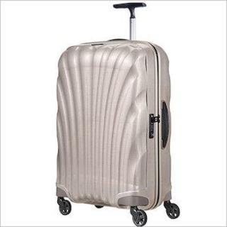 サムソナイト(Samsonite)の☆新品☆サムソナイトスーツケース 94L パール(トラベルバッグ/スーツケース)
