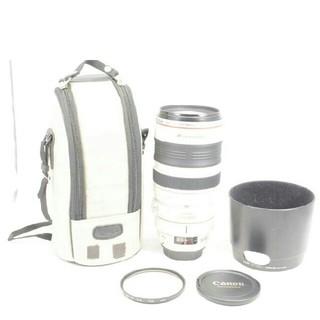 キヤノン(Canon)の良品Canon EF 100-400mm F4.5-5.6 L IS 手振補正付(レンズ(ズーム))