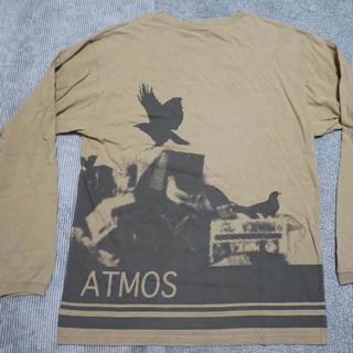アトモス(atmos)のATMOS ロングTシャツ(Tシャツ/カットソー(七分/長袖))