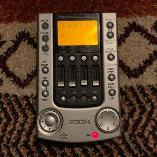 ズーム(Zoom)のZOOM PS-04 MTR(MTR)
