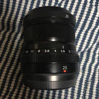 フジフイルム(富士フイルム)のfujifilm 23mm f2(レンズ(単焦点))