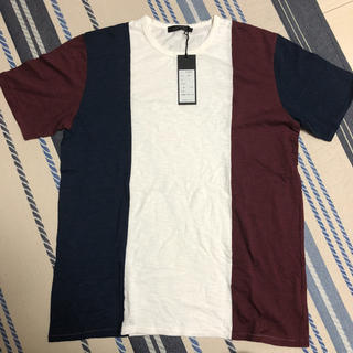 スリック(SLICK)のSLICK トリコロール 半袖Tシャツ(Tシャツ/カットソー(半袖/袖なし))