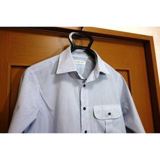インディヴィジュアライズドシャツ(INDIVIDUALIZED SHIRTS)の【定番】インディヴィジュアライズドシャツ レギュラーカラーストライプ(シャツ)