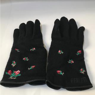 フェイラー(FEILER)のねれかよ様専用★フェイラー  手袋(手袋)