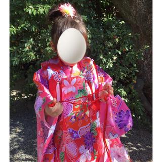 着物 セット 七五三 女の子(和服/着物)