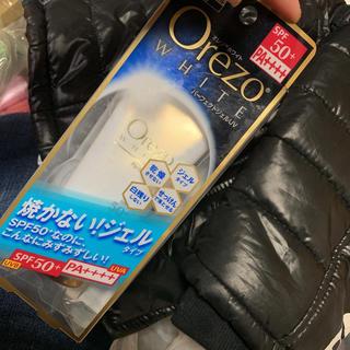 オレゾ(Orezo)のオレゾ ホワイトパーフェクトじぇるUV(日焼け止め/サンオイル)