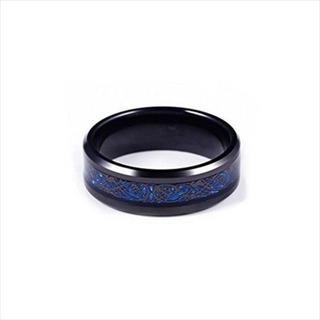 ドラゴンデザイン指輪 ステンレス チタン リング ¥(リング(指輪))