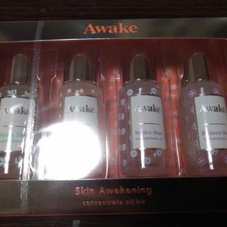 アウェイク(AWAKE)のawakeスキンオイルキット(化粧水 / ローション)