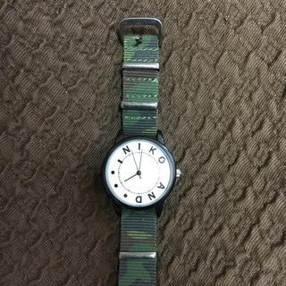 ニコアンド(niko and...)のniko  腕時計(腕時計)