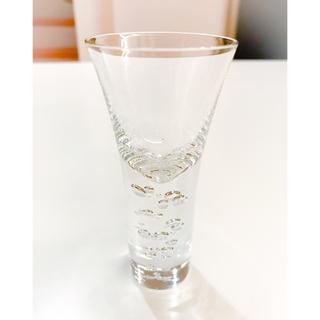 スガハラ(Sghr)のスガハラガラス スガハラガラス  神秘的に立ち昇る泡 ショットグラス(グラス/カップ)
