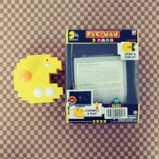 バンダイナムコエンターテインメント(BANDAI NAMCO Entertainment)のナムコ名作ゲーム12種類パックマンコネクト&プレイ(家庭用ゲーム機本体)