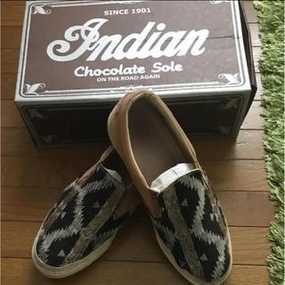 インディアン(Indian)のインディアン ネイティブ スリッポン(スニーカー)