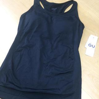ジーユー(GU)のGU SPORTS タンクトップ M(トレーニング用品)