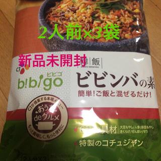 コストコ(コストコ)のビビゴ  ビビンバの素  新品未開封(レトルト食品)