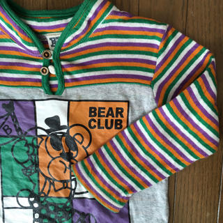 リトルベアークラブ(LITTLE BEAR CLUB)のリトルベアークラブ カットソー(Tシャツ/カットソー)