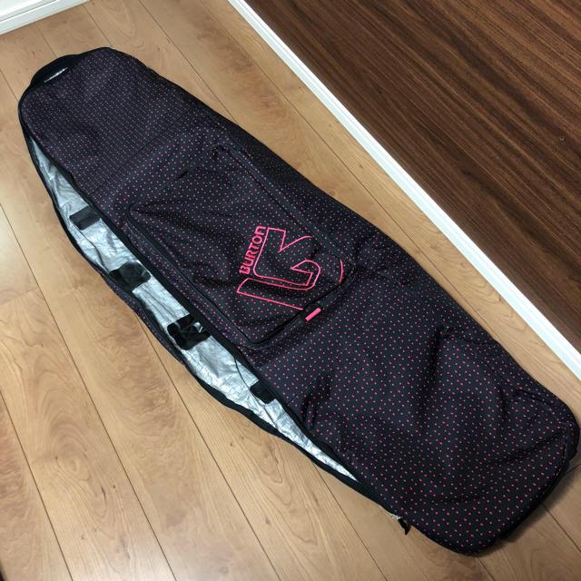 BURTON(バートン)のBURTON バートン ボードケース スポーツ/アウトドアのスノーボード(バッグ)の商品写真