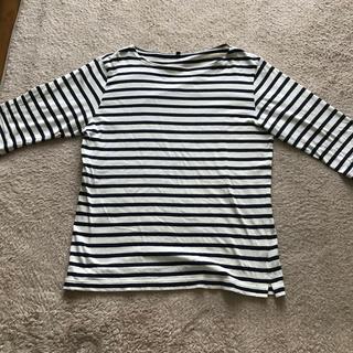 ムジルシリョウヒン(MUJI (無印良品))のトップス(Tシャツ/カットソー(七分/長袖))