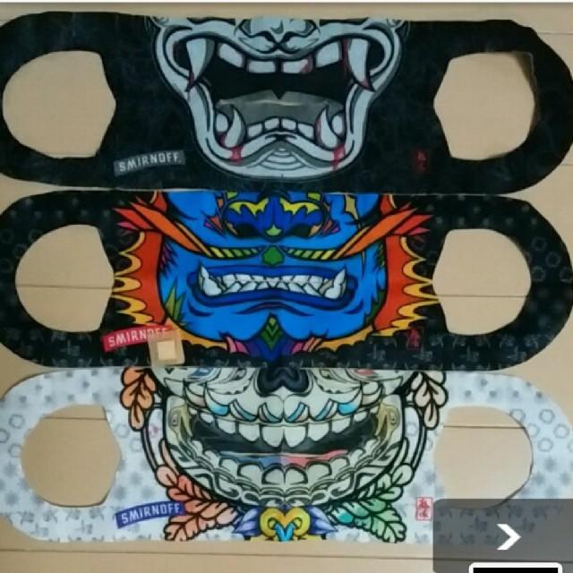 仮装用マスク 12枚組の通販