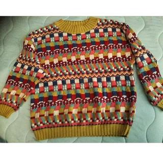 ステファネル(STEFANEL)のゆり様専用   セーター (イタリア製)(ニット/セーター)