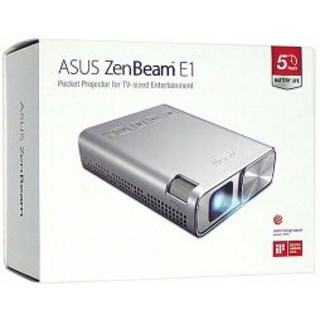 エイスース(ASUS)のASUS モバイルプロジェクター ASUS ZenBeam E1 元箱あり (プロジェクター)