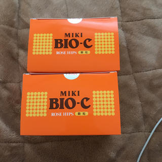 ミキ バイオC 2箱(その他)