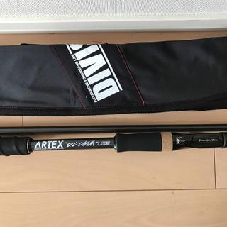 ARTEX DCカスタム DRT division(ロッド)