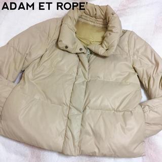 アダムエロぺ(Adam et Rope')のADAM ET ROPE ショートダウン(ダウンジャケット)