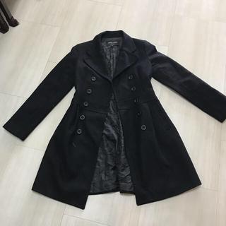 激レア♡ デニーローズ ドレスみたいなウールコート