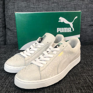"プーマ(PUMA)のX-girl × PUMA SUEDE ""WHITE PACK"" 25cm(スニーカー)"
