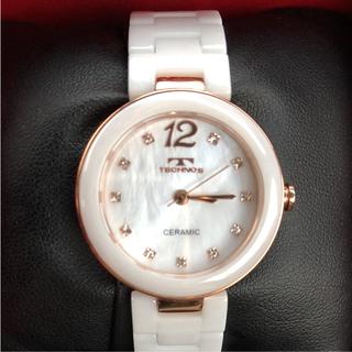 テクノス(TECHNOS)のTECHNOS 腕時計 保証書・箱付き(腕時計)