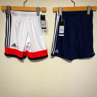 アディダス(adidas)の【新品】adidas  アディダス プラパン 140 cm 2点 セット(パンツ/スパッツ)