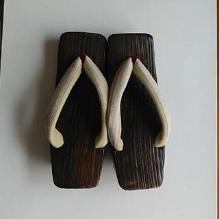 ポムポムぷりん様専用おまとめ木草履、コーム、帯揚げ、名古屋帯(下駄/草履)